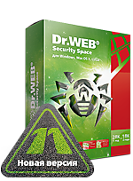 Dr.Web Security Space Версия 11